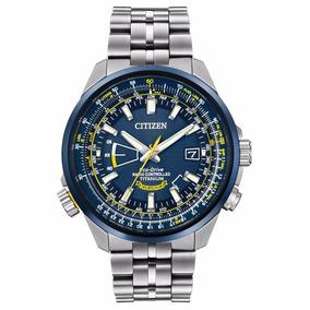 5215c2ec4db Citizen Blue Angels Titanium Esportivo Masculino - Relógios De Pulso ...