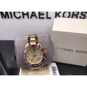 fc497d2b17990 Relogio Michael Kors Com Pedra - Joias e Relógios no Mercado Livre ...