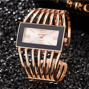 b7acb0ffb67 Relogios Bracelete Feminino Por Atacado - Relógio Feminino Aço ...