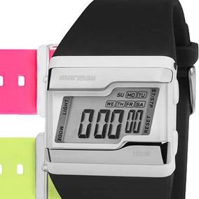 c5a6e6626998d Hq Pulseira De Relogio Mormaii Fz - Relógios no Mercado Livre Brasil