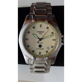 00784bc70be Relogio Tissot Quadrado 1853 - Relógios no Mercado Livre Brasil