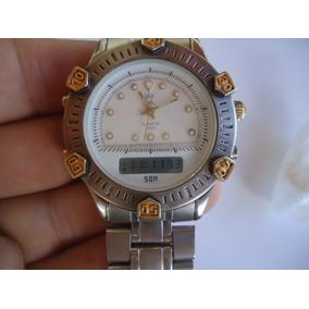 e053fe6b81a Relogio Dumont Digital E Analogico - Relógios no Mercado Livre Brasil