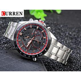 b6c0e8ed798a3 Relógio Curren 8149 - Relógios De Pulso no Mercado Livre Brasil