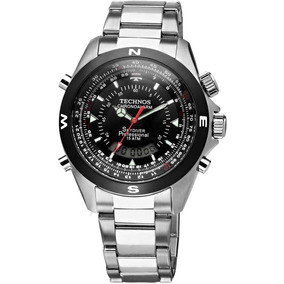 bd9d011b1fc2f Relógio Technos Masculino Skydiver Pilot T20560 1p Aço