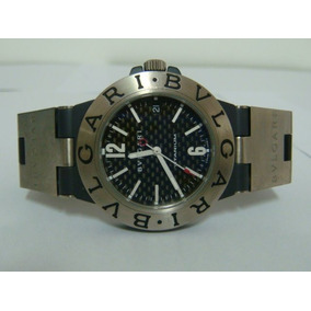 02d844146bd Relogio Bvlgari Sd 38 S L 2161 Fabrique En Suisse - Relógios no ...