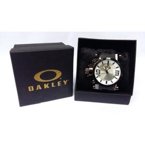 a3eab6ef9d447 Relógio Oakley Blade Ii ( Fundo Azul ) - Relógio Masculino no Mercado Livre  Brasil