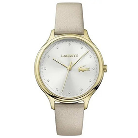64b976ea74a Relogio Feminino Lacoste Branco Lc323140164 - Relógios De Pulso no ...