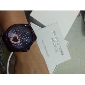 d7a111e1cdec4 Relogio Inteligente Feminino Michael Kors - Relógios De Pulso no ...