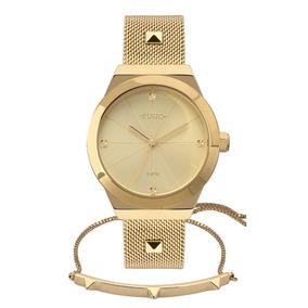 90e03d119d811 Pulseira Para Relogio Euro - Relógios De Pulso no Mercado Livre Brasil