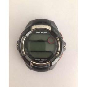 89bb02d486d7b Relógio Mormaii Original Usado Sem Pulseira E Sem Pilhas