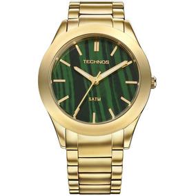 ce7a8d9135628 Relogio Allora Colorful Madonna Verde Technos - Relógios De Pulso no ...