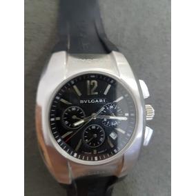 f52c81d358e Relogio Bvlgari Sd38s L2161 Original Aço - Relógios no Mercado Livre ...