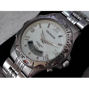 0d1764ec37a1e Relogio Technos Skymaster Usado Masculino - Relógios De Pulso