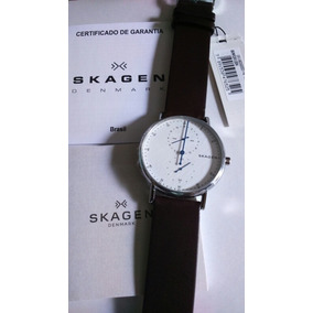 646066e2967a8 Relogio Skagen Masculino - Relógio Masculino no Mercado Livre Brasil