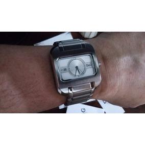 be88da415a24c Relógio Dolce Gabbana D G Time Dw0304 Pulseira Couro - Relógios no ...
