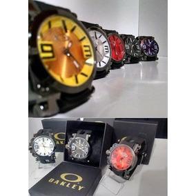 59d5975841346 Relogio Oakley Fuse Box - Relógio Oakley Masculino no Mercado Livre ...