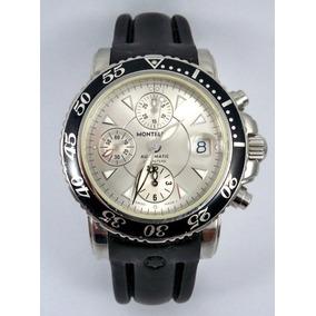 7c87d5071e8 Relogio Mont Blanc Automático Masculino - Relógios De Pulso no ...