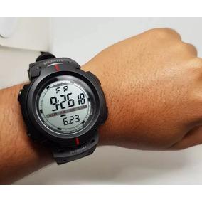 8455ff8e02328 Relogio Atlantis Emborrachado - Relógios no Mercado Livre Brasil