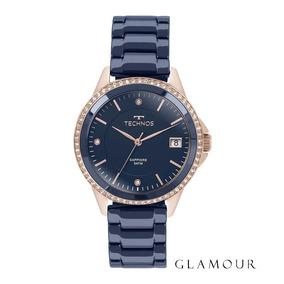 0eceb470dd8 Relogio Technos Feminino Ceramic - Relógios De Pulso no Mercado ...