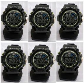 8d5a9e0ebeb49 Relogio Masculino Emborrachado - Relógios no Mercado Livre Brasil