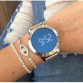 752c3d503fc Relogio Feminino Prata - Relógio Euro Feminino em São Paulo no ...