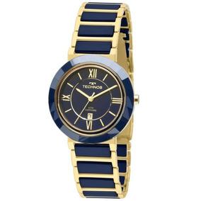 323e2f7105a84 Relogio Technos Ceramic Sapphire Feminino - Relógios De Pulso no ...