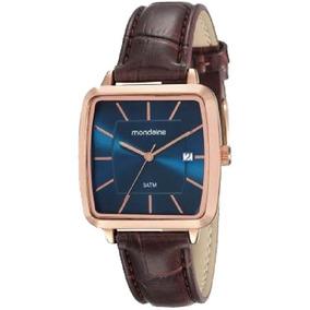 19a93f19eb7 Pulseira Couro Relogio Mondaine - Relógios no Mercado Livre Brasil