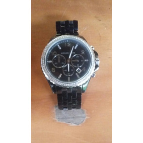 6a60b9f23ab0e Relógio Michael Kors Cronógrafo Rosé Mk 5553 Novo - Relógios De ...