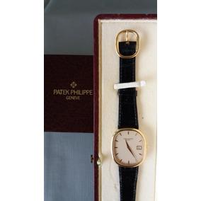 09ba6593dc7 Patek Philippe Geneve 113 Luxo Masculino - Relógio Masculino no ...