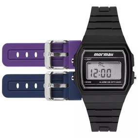 cd746498bd155 Relógio Mormaii Unissex Mojh02ah 8p - Troca Pulseira