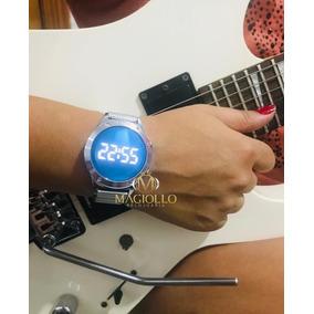 0d17683802e Relogio Euro Prata Feminino - Relógios De Pulso no Mercado Livre Brasil