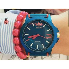 1a7e205638743 Kit C 10 Relógios + Caixinha + Brinde  10 Pulseiras Pérolas