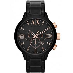 dba6accdad6e8 Relogio Ax Preto 1503 - Joias e Relógios no Mercado Livre Brasil