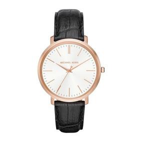 2d2255cfa5f75 Pulseira Relogio Michael Kors Couro - Joias e Relógios no Mercado ...