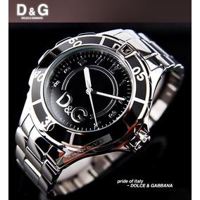f4c8e990566bd Lindo Relógio Dolce Gabbana Dourado E Prata - Joias e Relógios no ...