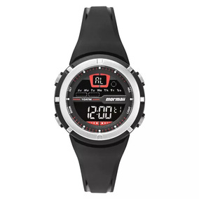 3e868257154db Relogio Mormaii Digital Branco - Relógios De Pulso no Mercado Livre ...