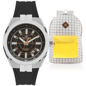 5d57e8283e379 Mochila Relogio Masculino - Relógio Technos no Mercado Livre Brasil