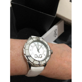 2fe9304d83722 Relógio Dolce Gabbana Original Pulseira Em Couro - Joias e Relógios ...