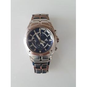 4f5b538d60652 Relógio adidas Original Masculino Aço Modelo Adp1684
