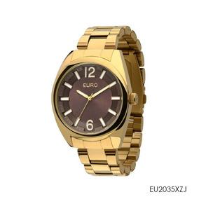 3a335ed5357 Relógio Euro Kiev Eu2035fgo 4m Frete Grátis Netclock - Relógios De ...