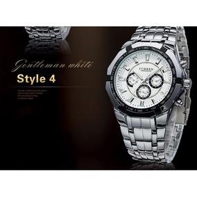 3c92b757bdc3e Relogio Curren Wm8084 - Relógios De Pulso no Mercado Livre Brasil