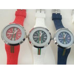 07c693465cc96 Relógio Gucci Autêntico Unissex - Joias e Relógios no Mercado Livre ...