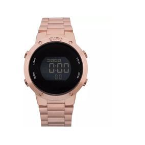 eb1cc583494e9 Relógio Feminino Rose Euro - Joias e Relógios no Mercado Livre Brasil