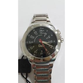 bdffa5ff02a04 Relogio Dolce Gabbana Prata - Relógios De Pulso no Mercado Livre Brasil