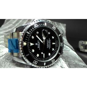 5e2eb52ad84c5 Relógio Masculino 45mm Aço Varias Cores Disponíveis