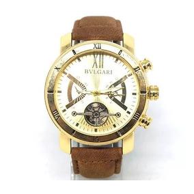 f00bdf60ff4 Relogio Bvlgari Dourado - Relógio Bvlgari Masculino no Mercado Livre ...