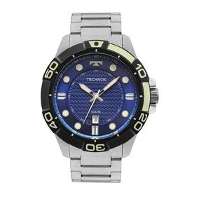 eca49375e3646 Relogio Technos Para Mergulho Masculino - Relógios De Pulso no ...