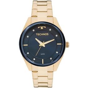 7db9807cf1632 Relogio Technos Ceramica Azul - Relógio Feminino no Mercado Livre Brasil