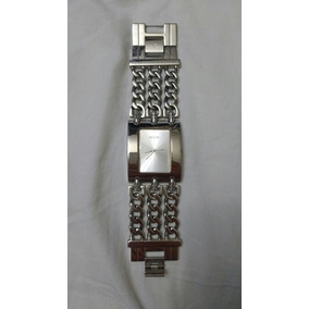 57c83ab13 Relógio Original Guess Aço Comprado Nos U S A Descontão!! - Relógios ...