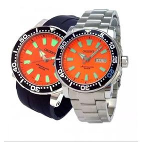 949f42b604b Orient 300m Automatico Troca Pulseira - Relógios no Mercado Livre Brasil